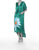 UPF 50+ Pure Silk - Amalfi Green Tom Boy Dress