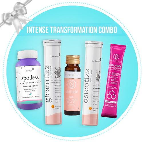 Intense Skin Transformation Combo - Skin Project®