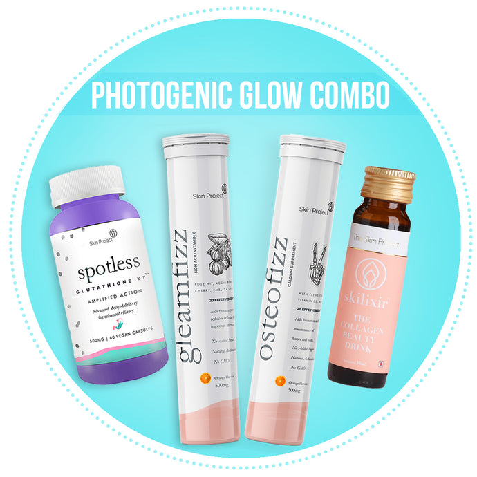 Photogenic Glow Combo - Skin Project®