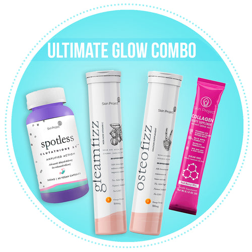 Ultimate Glow Combo - Skin Project®