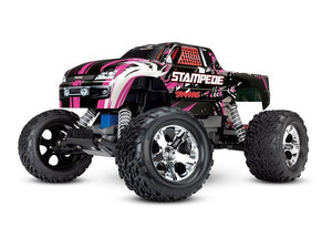 Stampede 2WD W/ XL-5 ESC. battery/charger included
