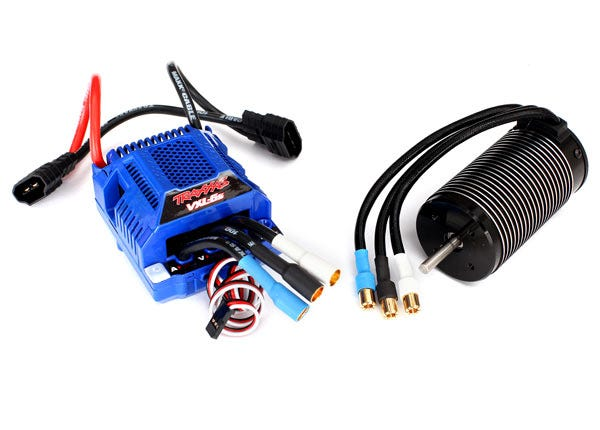 3480 POWER SYSTEM VXL-6X BRUSHLESS