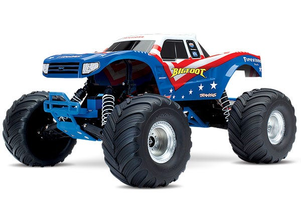 BIGFOOT RTR W/XL-5 ESC