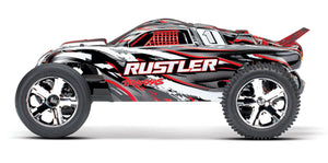 Rustler 2WD XL5, NO BATTERY / CHARGER