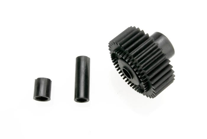 3984X OUTPUT GEAR 33-T (1)/ SPACERS