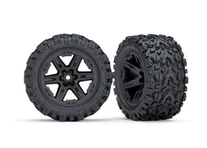 6774 Tire & Wheel RXT BLK/TALON EXT TSM TIRE