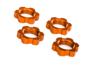 7758 WHEEL NUTS 17MM SERRATED