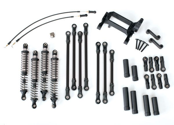 8140 LONG ARM LIFT KIT TRX-4 CMPLT
