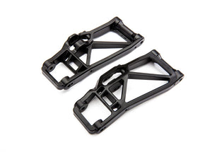 8930 Maxx Suspension arm, lower, black (left or right, front or rear) (2)