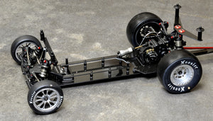 22 VADER Drag Chassis, CF conversion for TLR 22 buggies