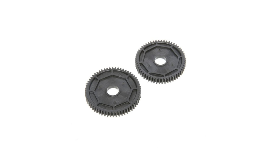 Spur Gear Set 48P: Mini 8IGHT-DB (LOS212009)