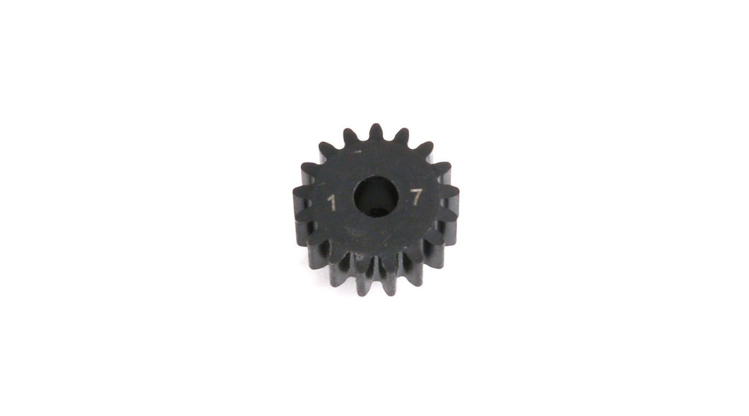 1.0 Module Pitch Pinion, 17T: 8E, SCTE (LOSA3577)
