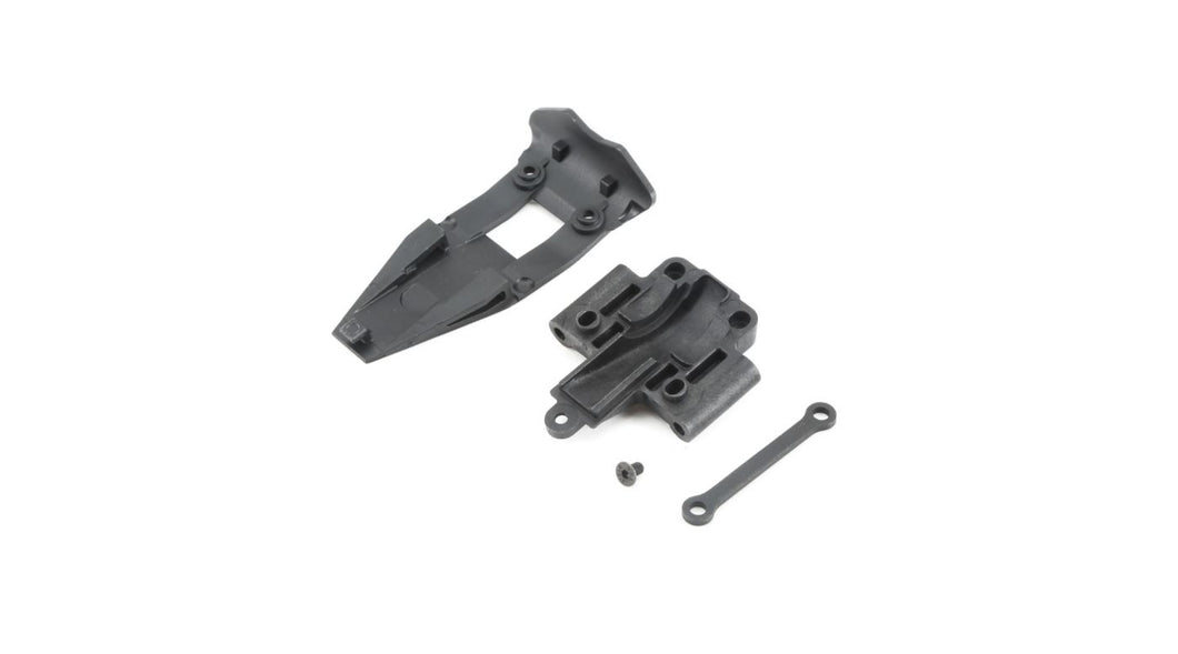 Front Pivot, Brace and Bumper: 22-4 2.0 (TLR231045)