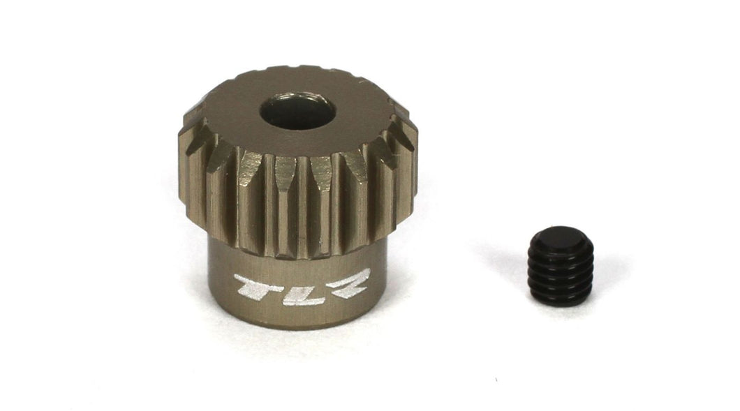 TLR 48P Aluminum Pinion Gear, 18T (TLR332018)