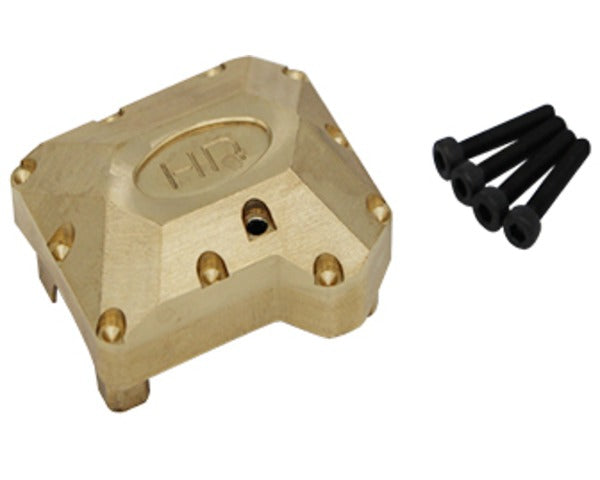 Heavy 70g Brass Differential Cover, for Traxxas TRX-4