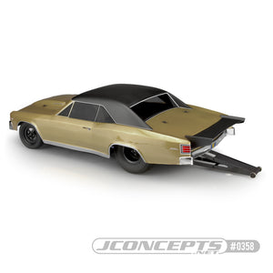 1/10 1967 Chevy Chevelle SCT Clear Body (JCO0358)