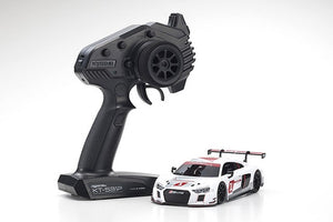 MINI-Z RWD Audi R8 LMS White 2015 MR-03 Readyset