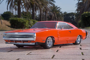 Fazer Mk2 1970 Dodge Charger RTR, Hemi Orange
