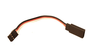 "3"" (76mm) Universal Servo Extension 22AWG"