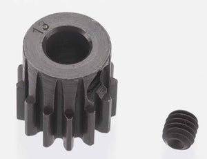 RRP8613 EXTRA HARD 13 TOOTH BLACKENED STEEL 32P PINION 5M/M