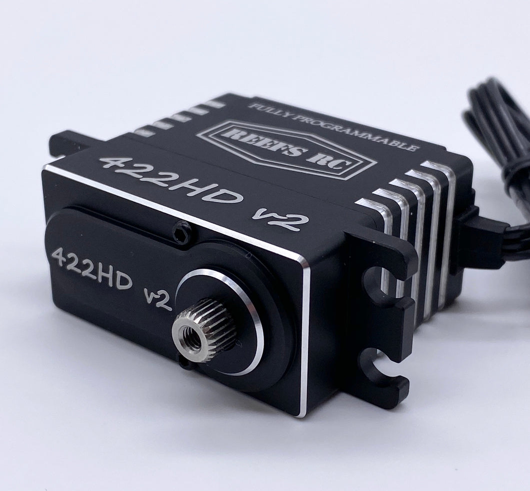 422HDV2 High Voltage Digital Servo