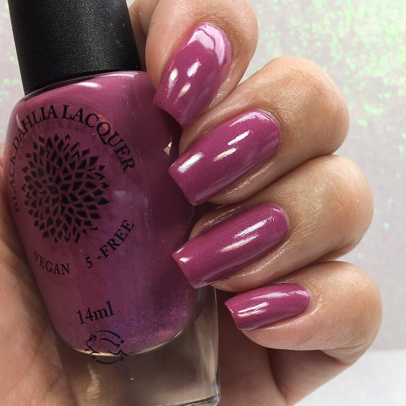 Blooming Lilac - Black Dahlia Lacquer