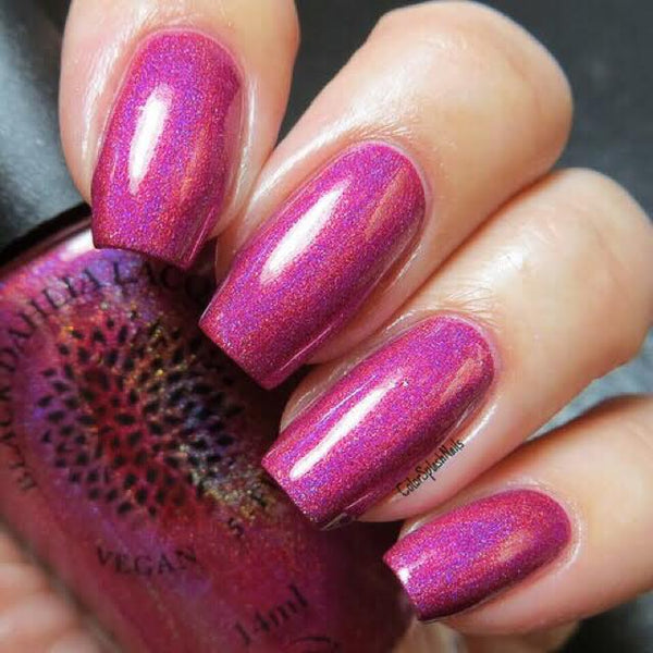 Bird of Paradise - Black Dahlia Lacquer