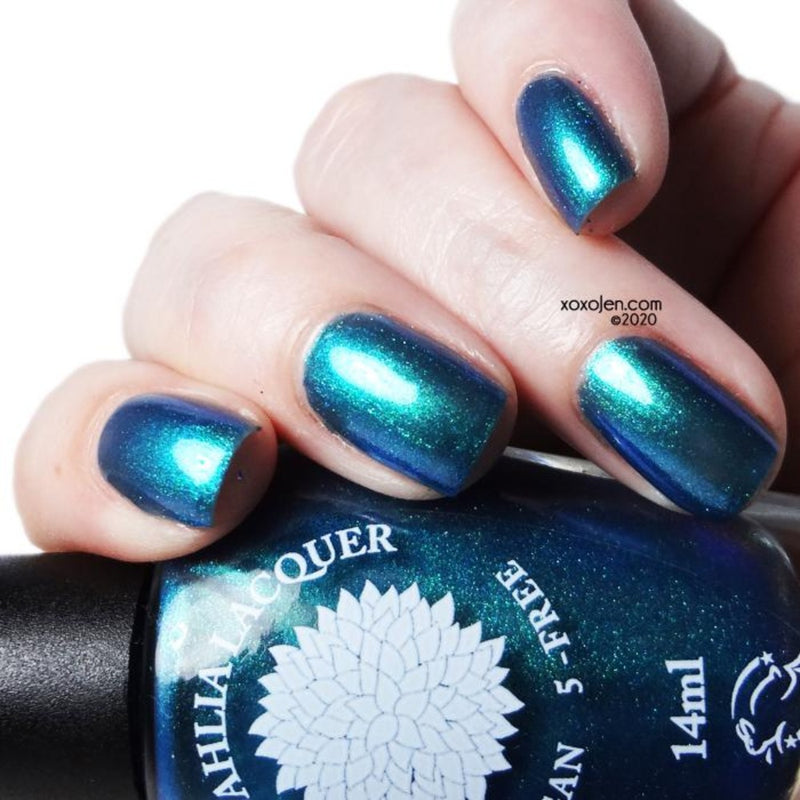 Save the Forest - Black Dahlia Lacquer