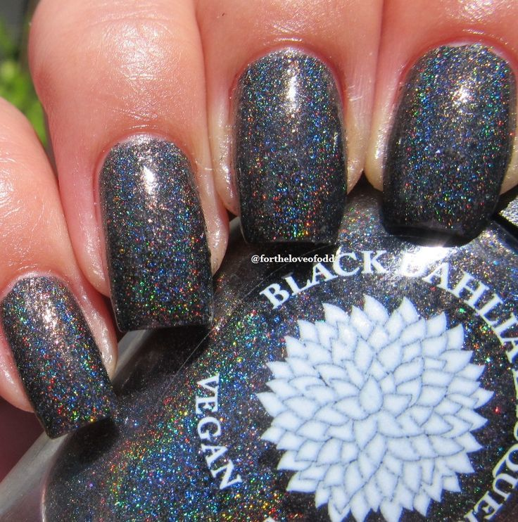 Black Magic - Black Dahlia Lacquer