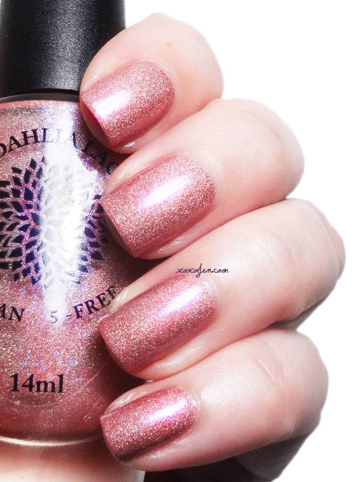 Capital Rose Garden - Black Dahlia Lacquer