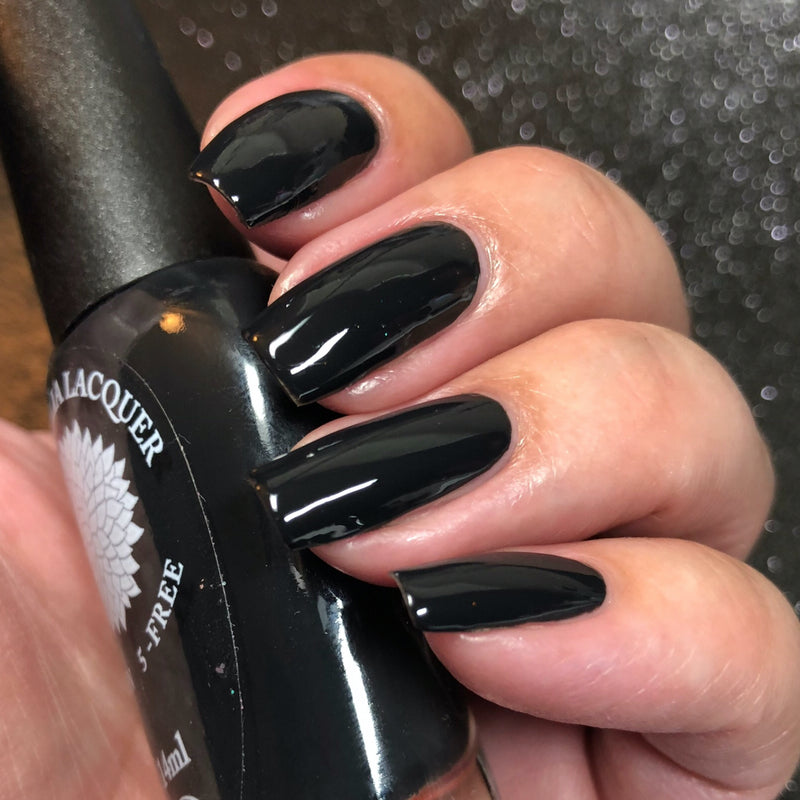 Latex - Black Dahlia Lacquer