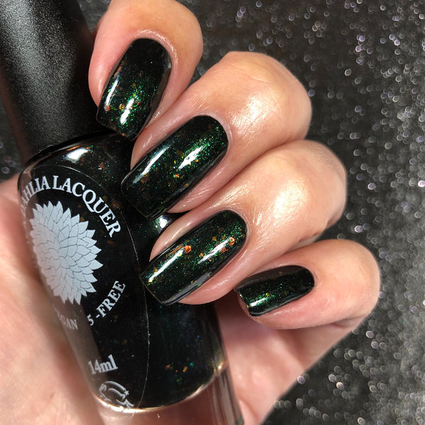 Witches Brew - Black Dahlia Lacquer