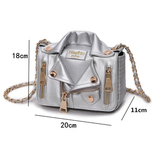 Rivet Jacket Bag