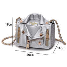 Load image into Gallery viewer, Rivet Jacket Bag