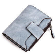 Load image into Gallery viewer, Fashion Leather Wallet