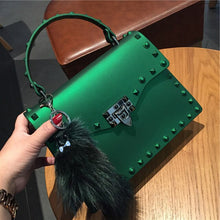 Load image into Gallery viewer, Luxury Rivets Handbag