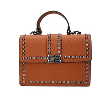 Load image into Gallery viewer, Luxury Rivet Bag