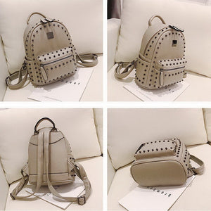 Punk Style Backpack