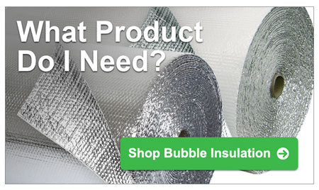 Shop Pole Barn Bubble Insulation