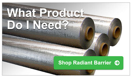 Shop Perforated Radiant Barrier