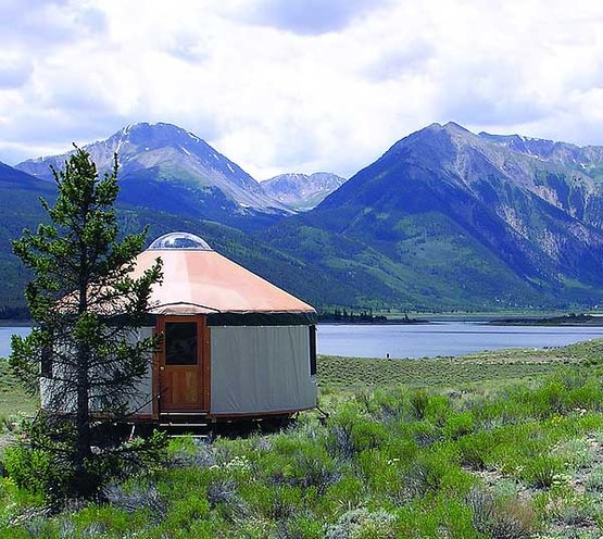 EcoFoil Insulation for Yurts & Tiny Homes