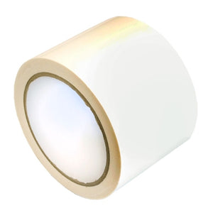3 inchx 150 foot White Tape