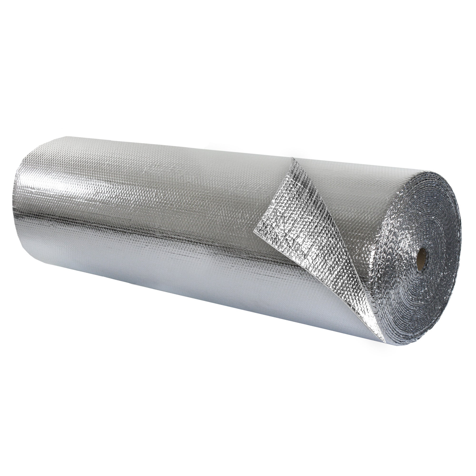 Double Bubble Insulation Foil_Foil 6 foot x 125 foot 750 sq ft
