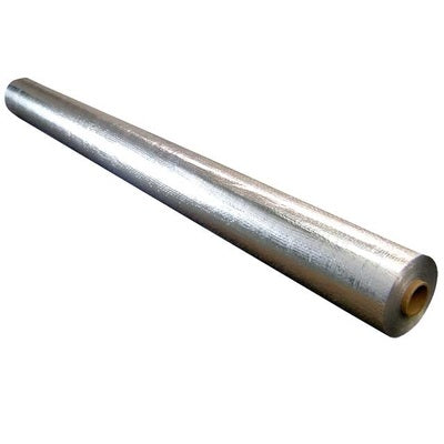 Solid Radiant Barrier Foil 4 foot x 125 foot 500 sq ft