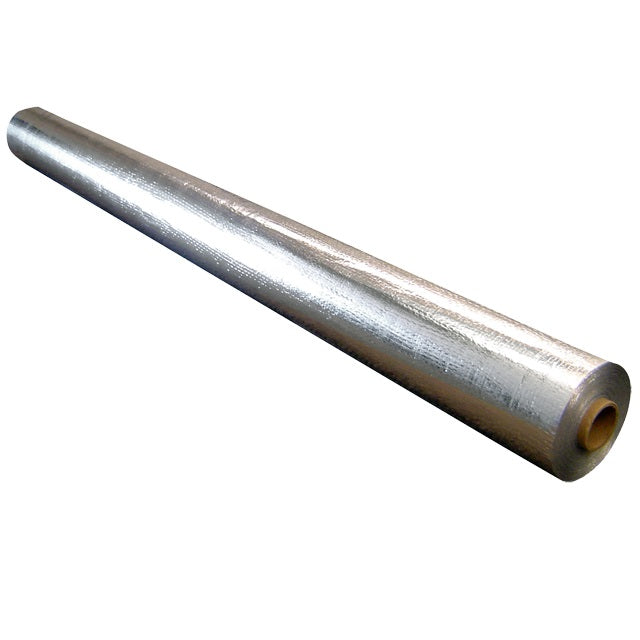 Solid Radiant Barrier Foil 4 foot X 250 foot 1000 sq ft