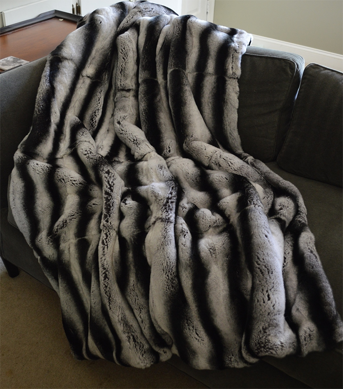 Limited edition fox blanket
