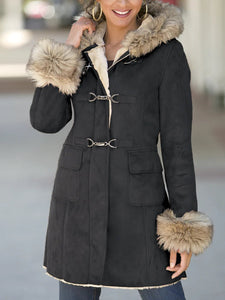 Casual thick suede warm coat(BUY 2 FREE SHIPPING)