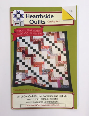 Hearthside Quilts 2020 Catalog 41
