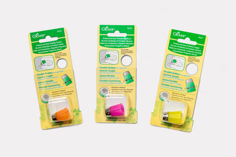 Clover Protect & Grip Rubber Thimble