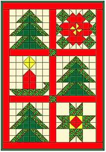 Christmas Tree Sampler Kit